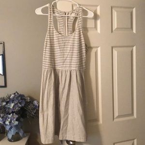 Lou & Grey linen dress